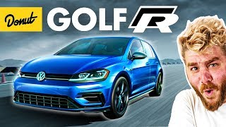 Download VW GOLF R - Everything You Need to Know | Up to Speed Video
