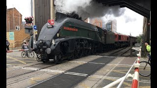 Download *NIGHT MODE STEAM TRESPASS BOOM FAULT* Lincoln High Street Crossing (10/07/18) Video