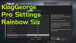 Download Rainbow Six Settings Pro Player KingGeorge Video