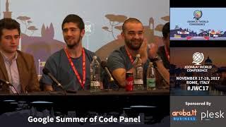 Download Google Summer of Code Panel Video