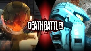 Download Meta VS Carolina (Red VS Blue) | DEATH BATTLE! Video