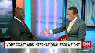 Download Daniel Kablan Duncan about Ebola Video