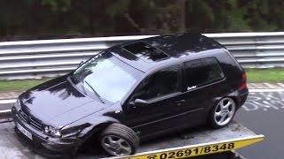 Download Crashes, Spins & Action Nürburgring Nordschleife Touristenfahrten 01.05.2016 Video