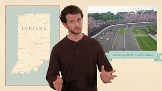 Download Indiana - 50 States - US Geography Video