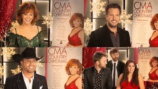 Download CMA Country Christmas (Exclusive) - Family Christmas Traditions | Reba McEntire, Luke Bryan & More Video
