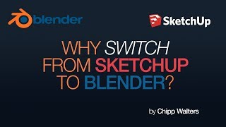 Download Why switch from SketchUp to Blender Video