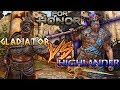 Download For Honor: Gladiator Gameplay Ft. Spliced Video
