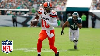 Download RGIII Injures Shoulder vs Eagles | Browns vs. Eagles | NFL Video