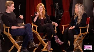 Download Justine Magazine: ″Shadowhunters″ Fun Cast Challenge With Kat, Dom, Harry & Isaiah! Video