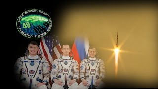 Download Expedition 49-50 Launches to the International Space Station Video