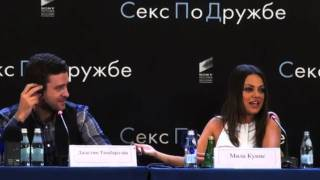 Download Mila Kunis Speaks Russian to Defend Justin Timberlake! Video