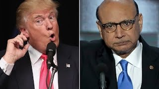 Download Trump to Dad of Slain Muslim Soldier: ″I've Made a Lot of Sacrifices″ Video