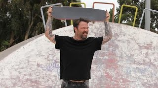 Download Bam Margera | New Skateboarding 2017 Video