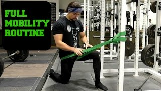 Download THE BEST QUICK MOBILITY ROUTINE (COMPLETE): Ankle, Hip & Shoulder Video