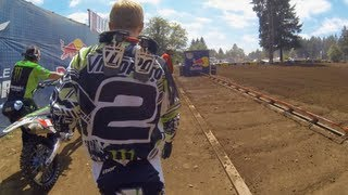 Download GoPro HD: Ryan Villopoto Full Moto 2 - Washougal MX Lucas Oil Pro Motocross Championship 2013 Video