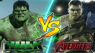 Download Hulk vs Hulk! WHO WOULD WIN IN A FIGHT? Video