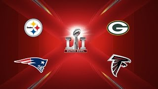 Download AFC & NFC Championship Games Head-to-Head Matchup Preview | NFL Now Video