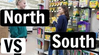 Download Northern People VS Southern People // infinityalanaxx Video
