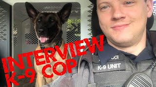 Download What is it like being a K 9 COP: Your Questions Answered Video