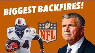 Download EVERY NFL Team's WORST BACKFIRES - Costly and Damaging Mistakes - Part 1 Video