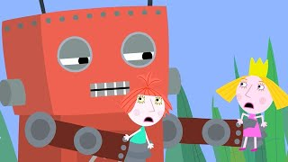 Download Ben and Holly's Little Kingdom | Ben's Robot | 1Hour | HD Cartoons for Kids Video