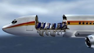Download Why Planes Crash: Jet Loses Part of Roof Video