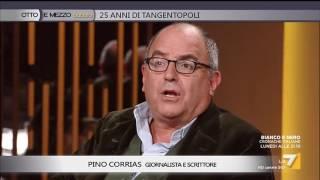 Download Otto e mezzo - 25 anni di Tangentopoli (Puntata 18/02/2017) Video