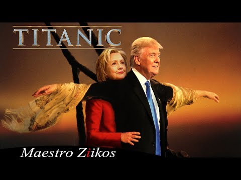 Trump Sings Titanic ( My Heart Will Go On ) by Celine Dion