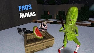 Download CAZANDO EN EL FRIÓ & Sandias NINJA! - Garry's Mod Prop Hunt con Amigos! (Funny Moments) Video