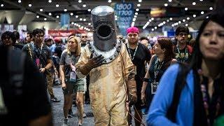 Download Adam Savage Incognito at Comic-Con 2018! Video