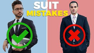 Download 10 SUIT MISTAKES MEN MAKE And How To Fix Them | Alex Costa Video
