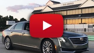 Download 2016 Cadillac CT6 2.0T: Reimagining American Luxury, Again Video
