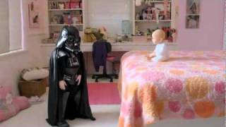 Download Darth Vader Kid: The Force Video