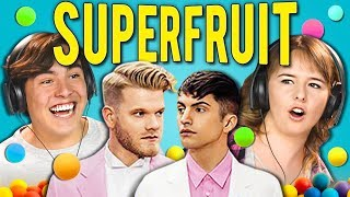 Download TEENS REACT TO SUPERFRUIT Video