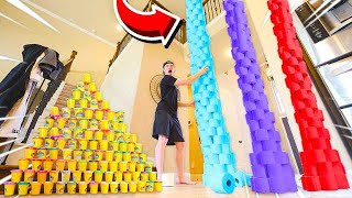Download WHO CAN BUILD THE WORLD'S TALLEST TOWER? Video