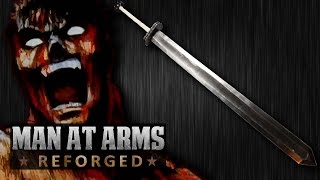 Download Guts' Pre-Dragonslayer Sword (Berserk) - MAN AT ARMS: REFORGED Video