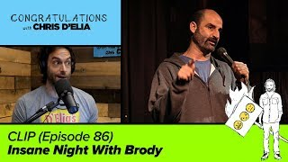 Download CLIP: Insane Night at the Comedy Store - Congratulations with Chris D'Elia Video