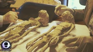Download ″Shocking″ DNA Of Alien Mummy Revealed 9/29/17 Video