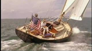 Download Wooden boat building on Martha's Vineyard Video