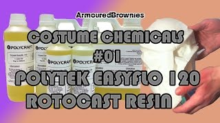Download Costume Chemicals: EasyFlo 120 Polyurethane Rotocast Resin Video