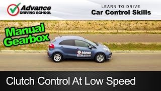 Download Clutch Control At Low Speed | Learning to drive: Car control skills Video