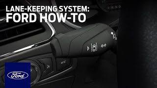 Download Lane-Keeping System | Ford How-To | Ford Video
