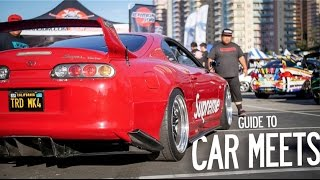 Download A Guide to Car Meets Video