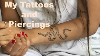 Download My tattoos and Piercings | HITOMI Video