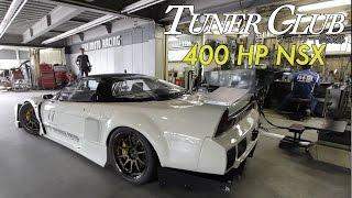 Download Super Modified Honda NSX by Kakimoto Racing - Tuner Club Eps.3 Video
