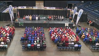 Download Seniors from the area attend MCCTC award ceremony Video