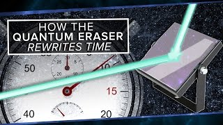 Download How the Quantum Eraser Rewrites the Past | Space Time | PBS Digital Studios Video