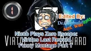 Download Nicob Plays Zero Escape Virtues Last Reward Funny Montage Video part 1 Video