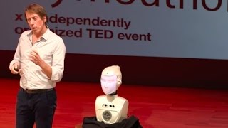 Download The power of robots with a face | Tony Belpaeme | TEDxPlymouthUniversity Video