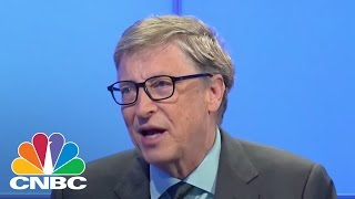 Download Bill Gates: Donald Trump Won't Want To Get Into Tariff 'Tit For Tat' With China | Squawk Box | CNBC Video
